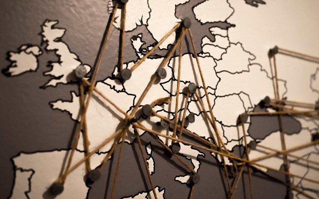 european map of venture capital